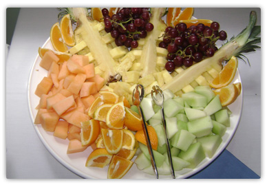Assorted Fruit Salad